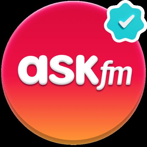 ASKfm - FRAGE. CHAT. WIEDERHOLE. anonym icon