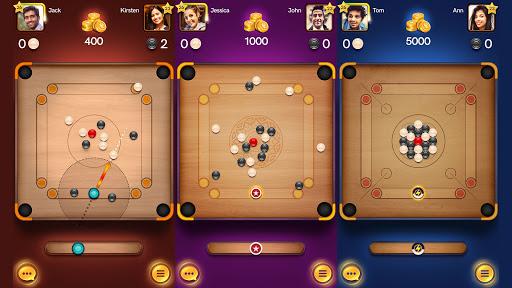 Carrom Pool: Disc Game 7 تصوير الشاشة