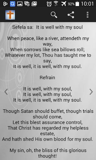 Difela Hymns Collection screenshot 4