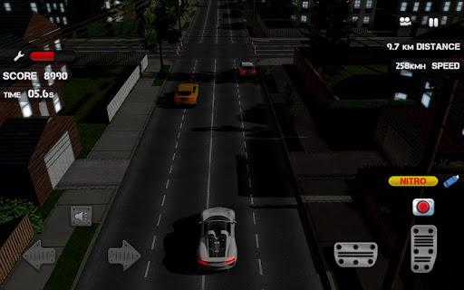 Race the Traffic Nitro screenshot 5