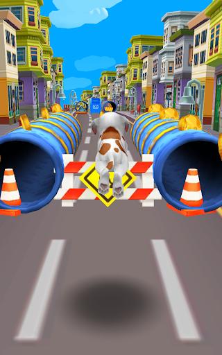 Dog Run - Pet Dog Game Simulator 1 تصوير الشاشة