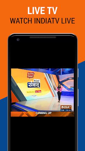 India TV - Latest Hindi News Live, Video 7 تصوير الشاشة