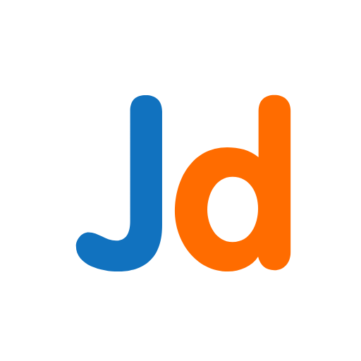 JD -Search, Shop, Travel, Food, B2B أيقونة