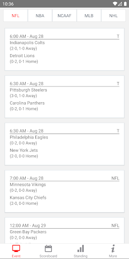 2021 NFL Live Streaming And More screenshot 1