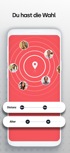 JAUMO – Deine Dating App. Singles, Flirts & Chat screenshot 5