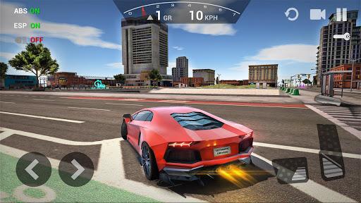 Ultimate Car Driving Simulator screenshot 1