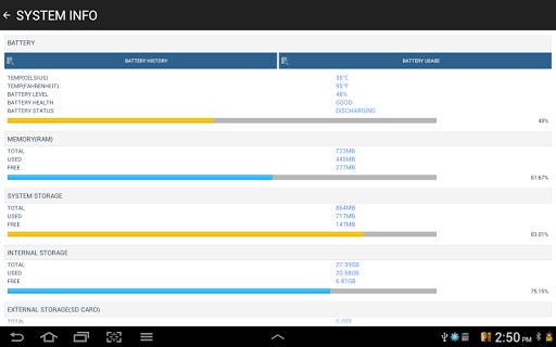Configuración rápida screenshot 20