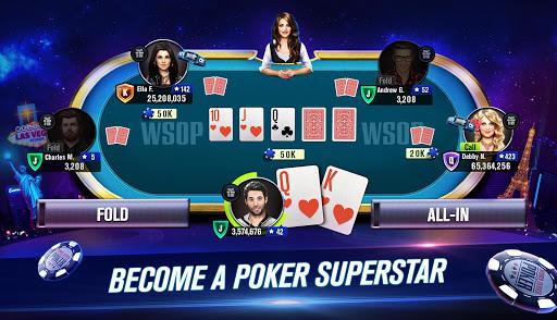WSOP - World Series of Poker screenshot 1