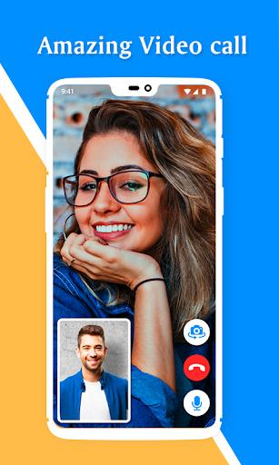 Live Video Call - Random Video chat Livetalk screenshot 1