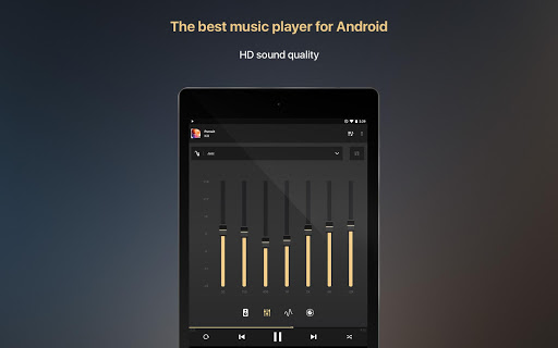 Equalizer music player booster screenshot 8