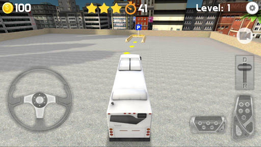 Busparkplatz 3D screenshot 7
