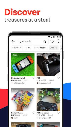 Carousell: Buy and Sell screenshot 5