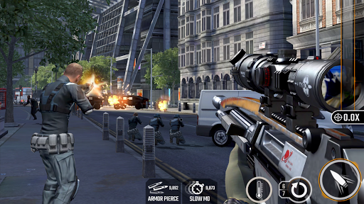Sniper Strike – FPS 3D Shooting Game screenshot 6