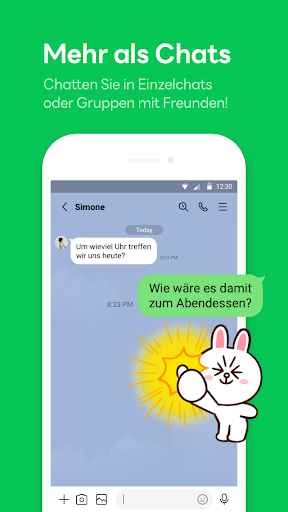LINE: Gratis-Anrufe screenshot 1