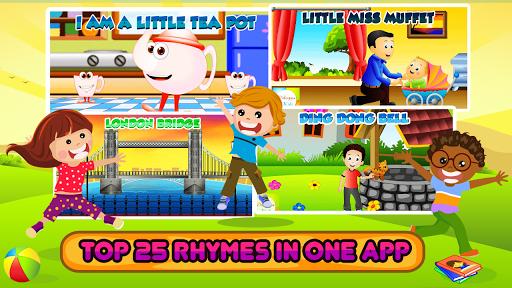 Top 25 Nursery Rhymes Videos - Offline & Learning screenshot 10