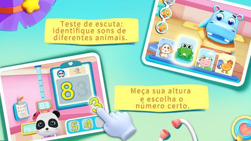 Ônibus escolar do Bebê Panda screenshot 4