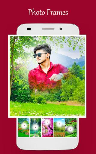 Nature Photo Editor-Photo Frames 8 تصوير الشاشة