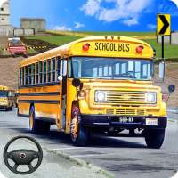 City School Bus Game 3D on 9Apps