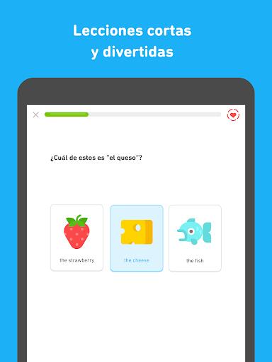 Duolingo - Aprende inglés y otros idiomas gratis screenshot 7