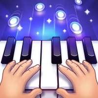 ピアノ 無料 - ぴあの ゲーム 鍵盤 タッチ on 9Apps