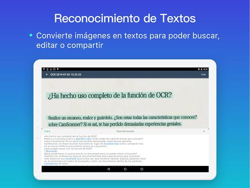 CamScanner Escáner PDF, Escáner de documentos screenshot 15