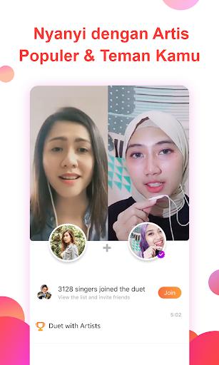 Karaoke Nyanyikan & Rekam musik - WeSing Menyanyi screenshot 6