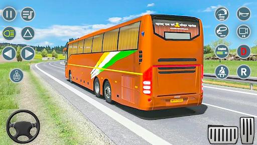 publiczny autobus transport symulator trener gra screenshot 1