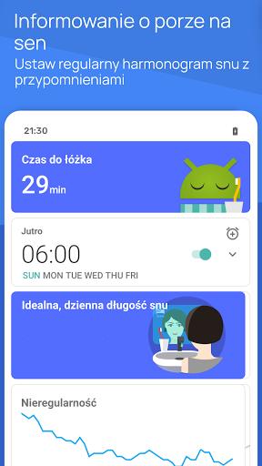 Sleep as Android: Budzik śledzący cykle snu screenshot 4