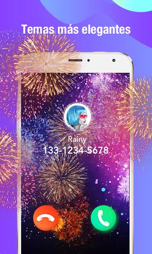 Color Call Flash-Call Screen ,Call Phone,LED Flash screenshot 3