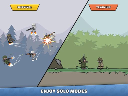 Mini Militia - Doodle Army 2 screenshot 14