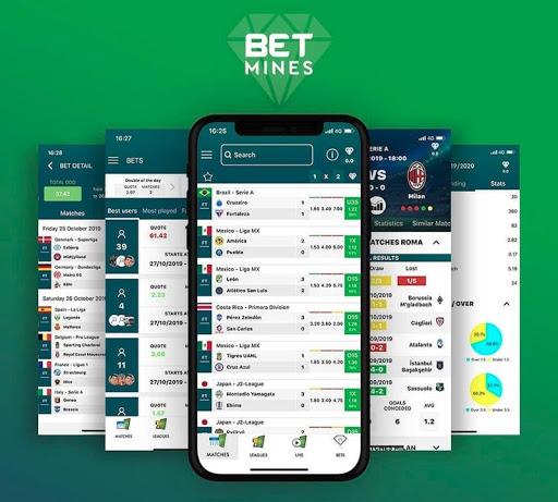 BetMines Free Football Betting Tips & Predictions screenshot 8