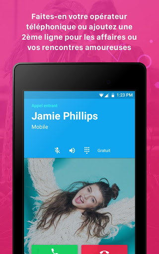 Nextplus SMS Gratuits   Appels screenshot 12