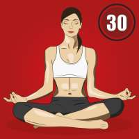 Yoga for weight loss -Lose weight in 30 days plan on 9Apps