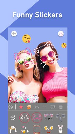 Beauty Camera, Face & Body Editor - Sweet Selfie स्क्रीनशॉट 6