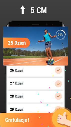 Wzrost Ćwiczenia w Domu - Ćwiczenia na Wzrost screenshot 5