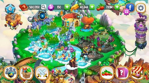Dragon City Mobile screenshot 6