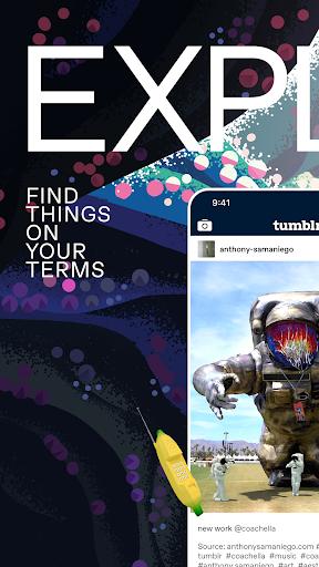 Tumblr – Culture, Art, Chaos screenshot 2