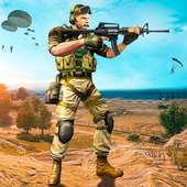 FPS Real Commando Games 2021: Fire Free Game 2021 on 9Apps