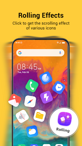 HiOS Launcher(2021)-  Fast, Smooth, Stabilize screenshot 4