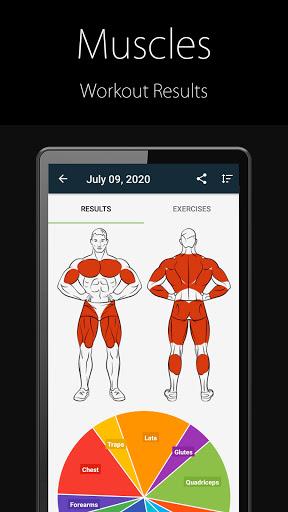 Fitness Trainer FitProSport screenshot 2