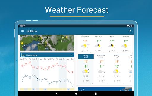 Weather & Radar screenshot 6
