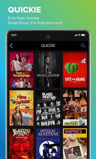 Eros Now - Movies, Originals, Music & TV Shows screenshot 4