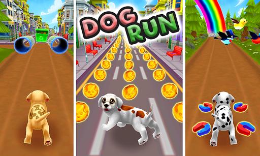 Dog Run - Pet Dog Game Simulator 6 تصوير الشاشة