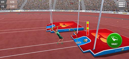 Athletics Mania: Atletica leggera giochi estivi screenshot 5