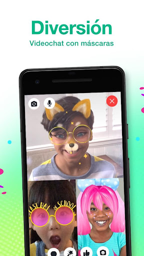Messenger Kids – La app de mensajes para niños screenshot 3