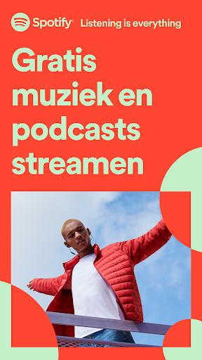 Spotify - Muziek en podcasts screenshot 1