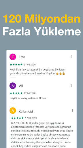 Magisto - Video ve Slayt Gosterisi Düzenleyicisi screenshot 7
