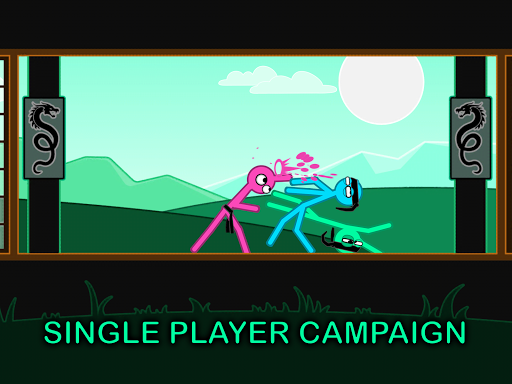 Slapstick Fighter - Stickman Ragdoll Fighting Game screenshot 7