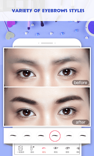 Pretty Makeup - Beauty Photo Editor Selfie Camera screenshot 6