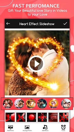 Love Video Maker : Photo Slideshow With Music screenshot 2